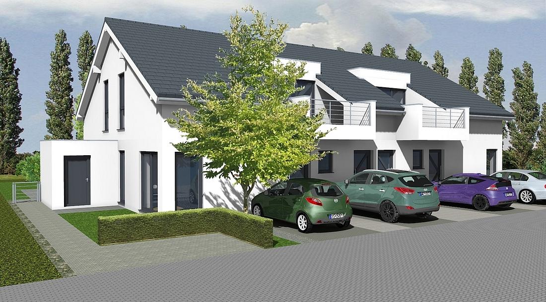 Mehrfamilienhaus Projektierung für unseren Bauherren