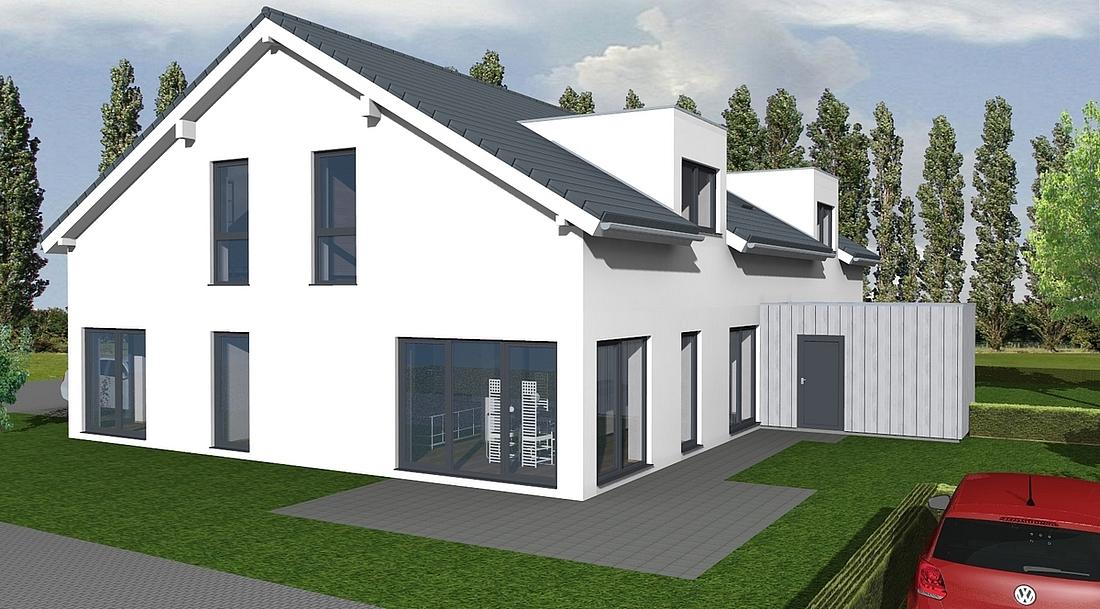 Mehrfamilienhaus, Artos-Haus