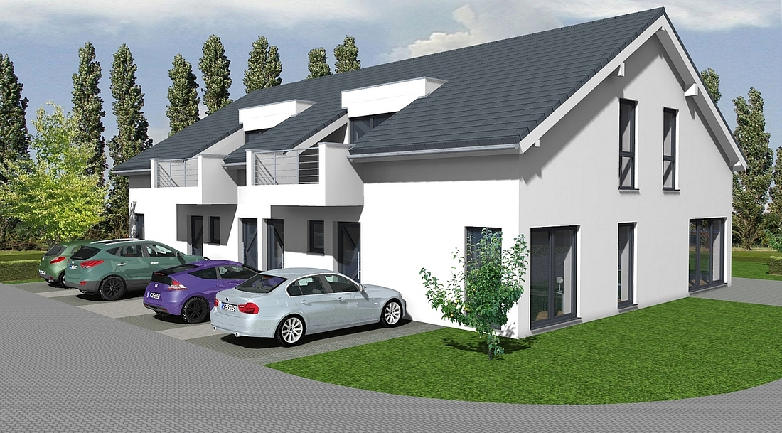 Mehrfamilienhaus, Artos Haus