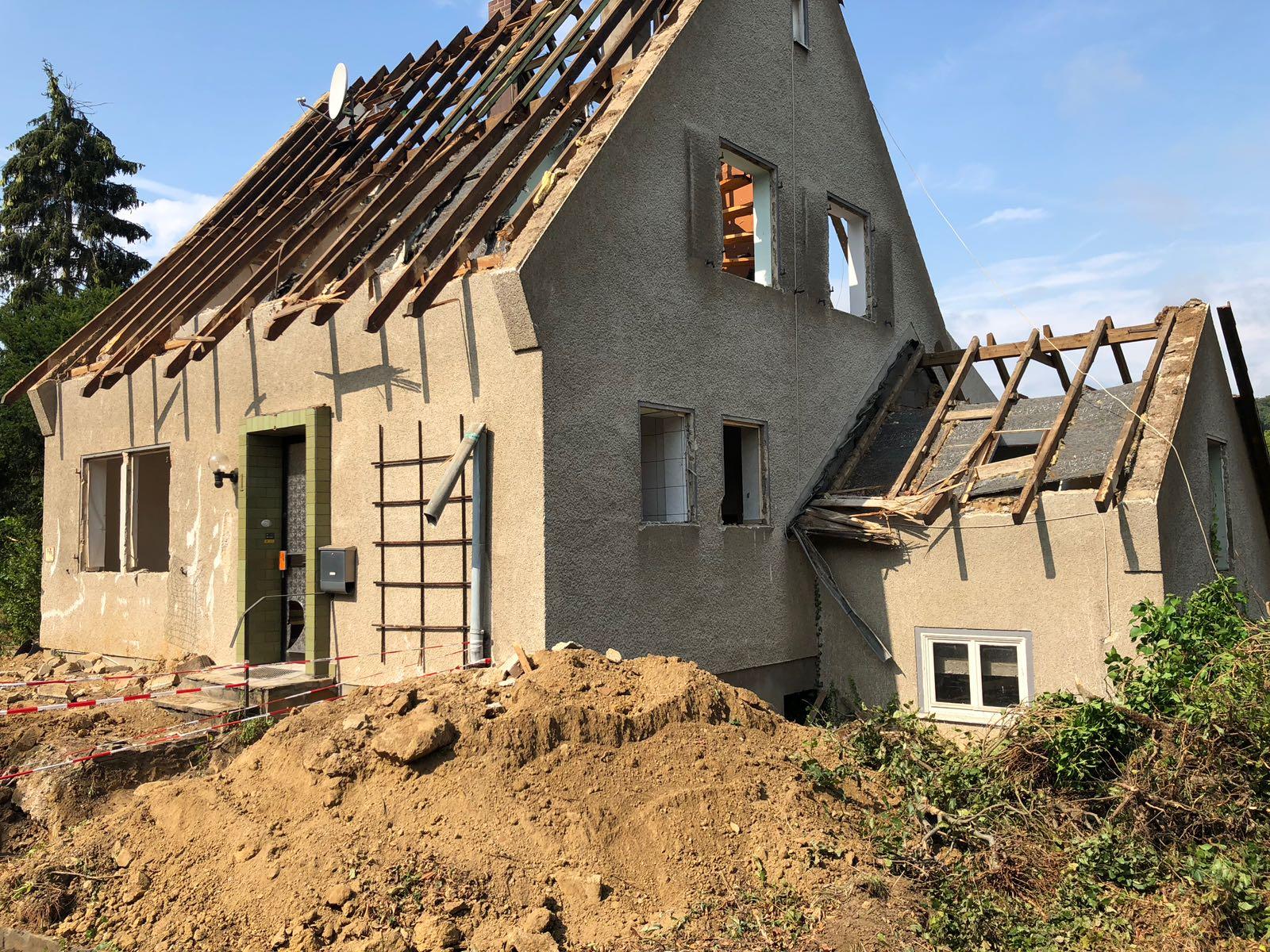 Abriss der Bestandsimmobilie - bonn-badgodesberg-02