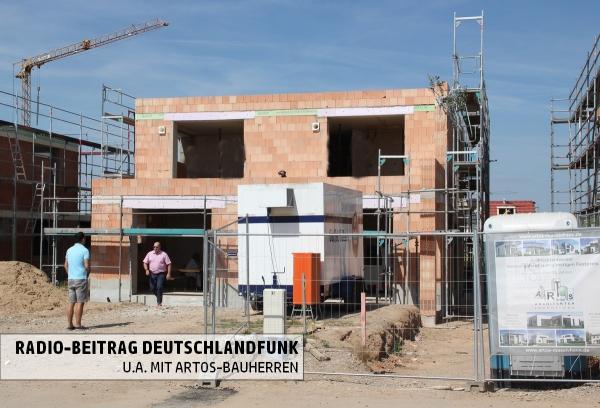 Artos Bauherren Wesseling in einem Radiobeitrag