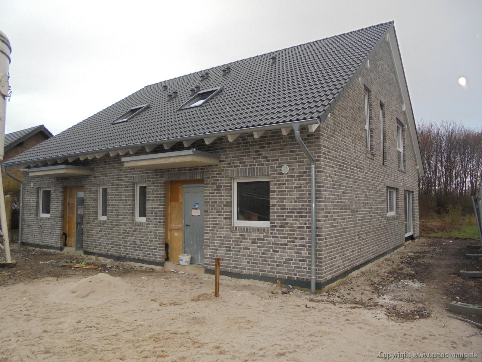 ARTOS Haus Verklinkerung BV Euskirchen, Bild 1