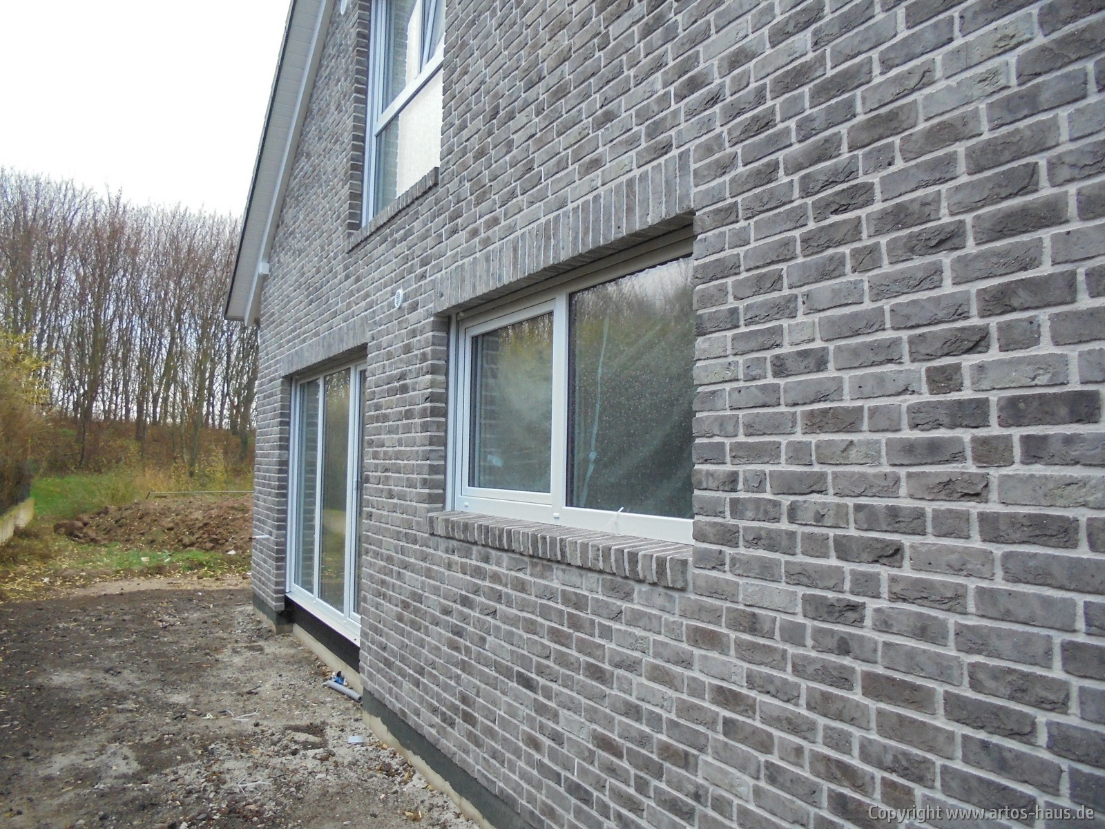 ARTOS Haus Verklinkerung BV Euskirchen, Bild 3