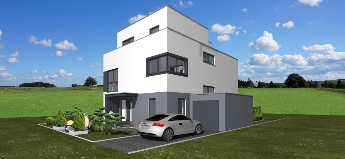 Architektenhaus Bauvorhaben in 53127 Bonn-Ippendorf
