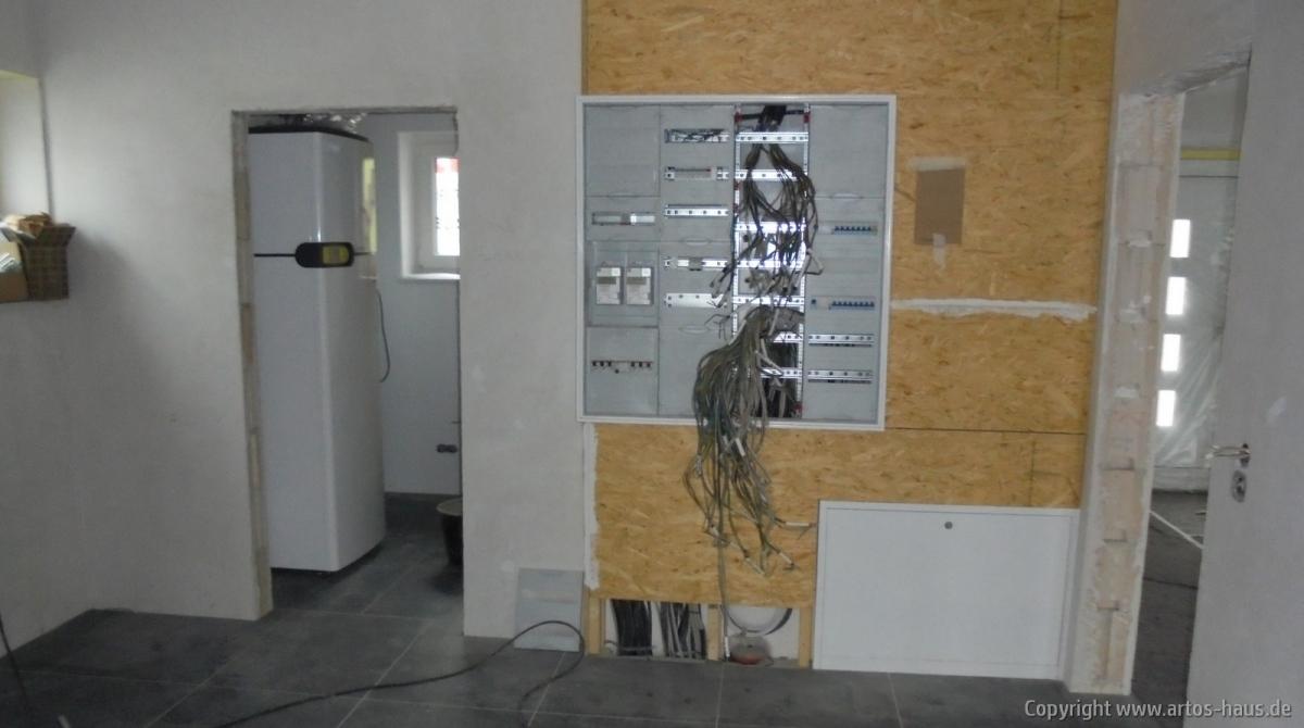 ARTOS Bavorhaben Ruppichteroth Carport Haustechnik