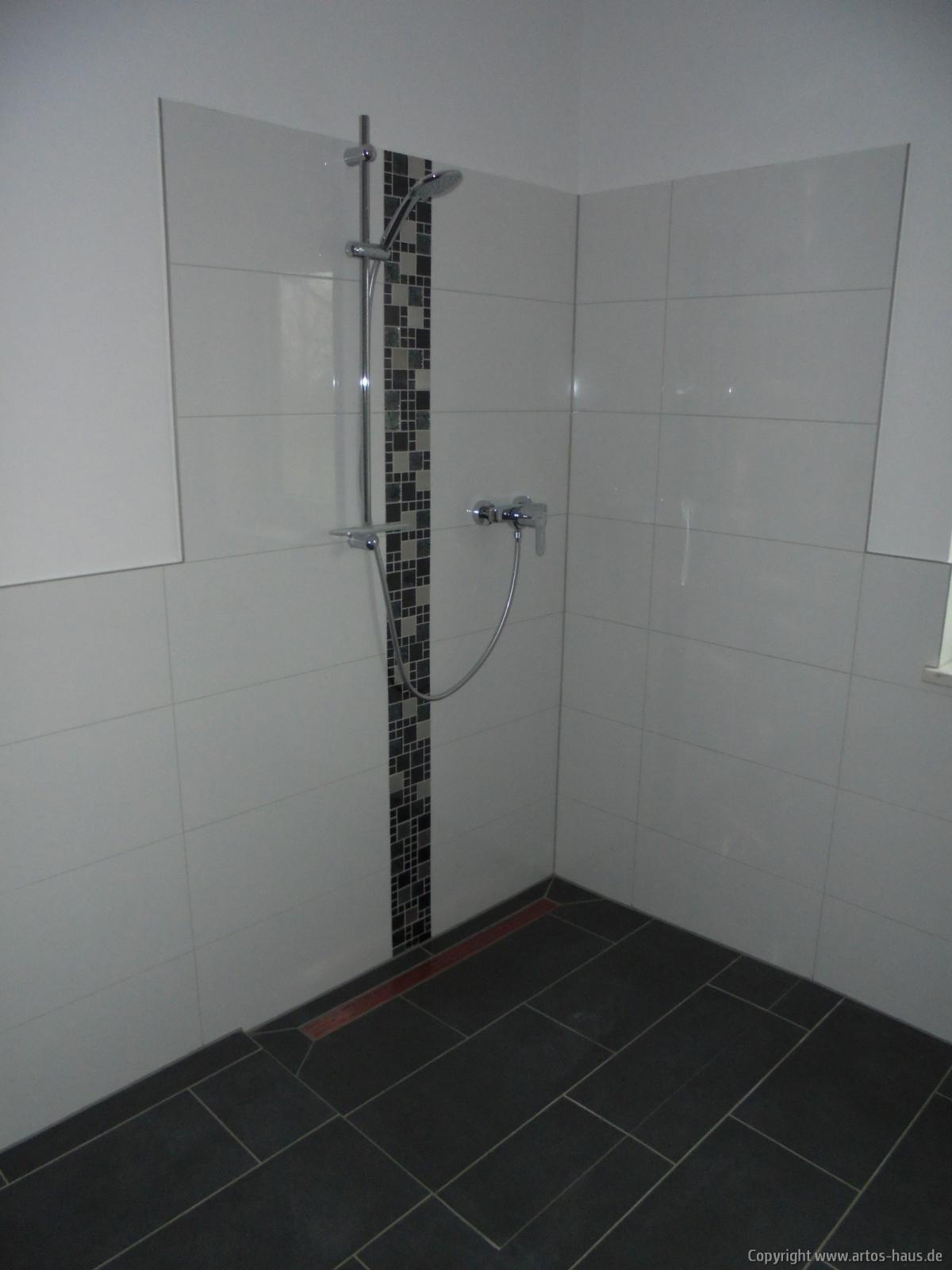 Sanitärmontage, ARTOS-HAUS Bild 5