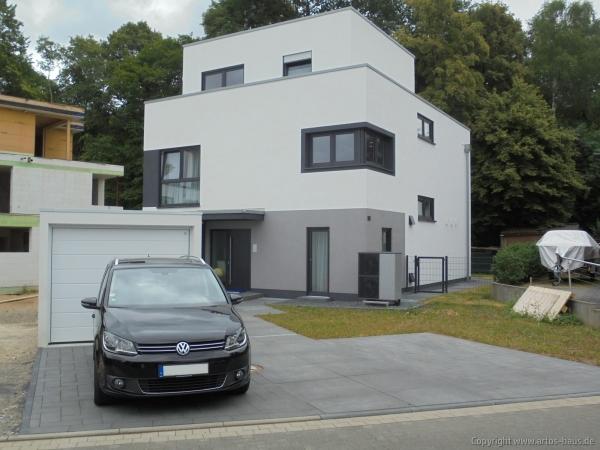 Haus fertiggestellt | ARTOS-HAUS