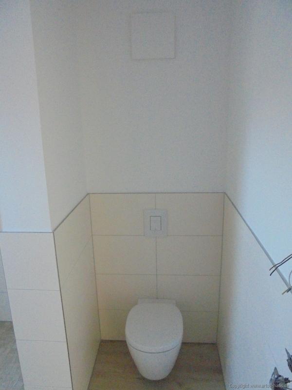 Fertiginstallation Sanitär Bild 6 / Artos Haus
