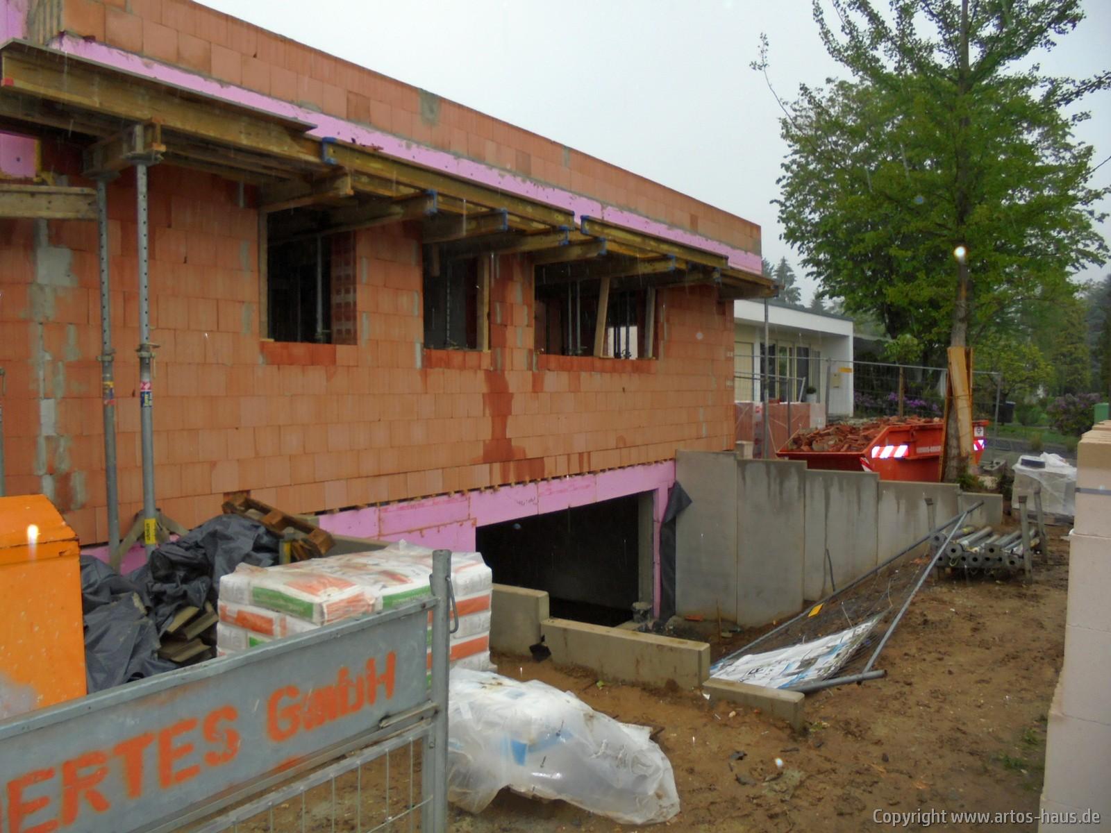 Bauvorhaben Bungalow Frechen - Artos Haus - Bild 2