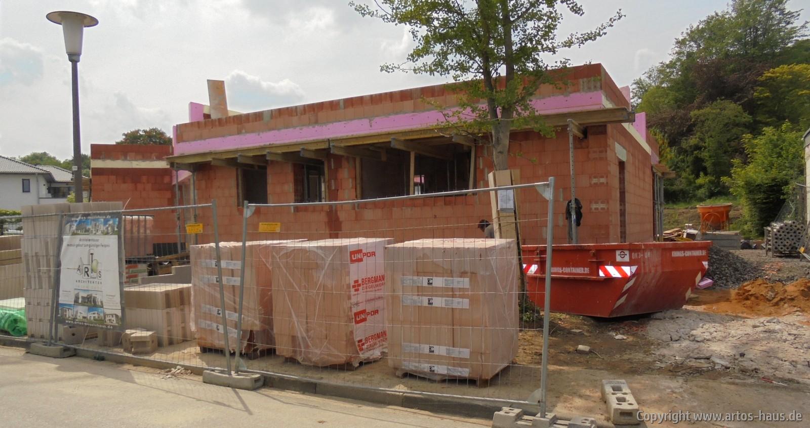 Bauvorhaben Bungalow Frechen - Artos Haus - Bild 1