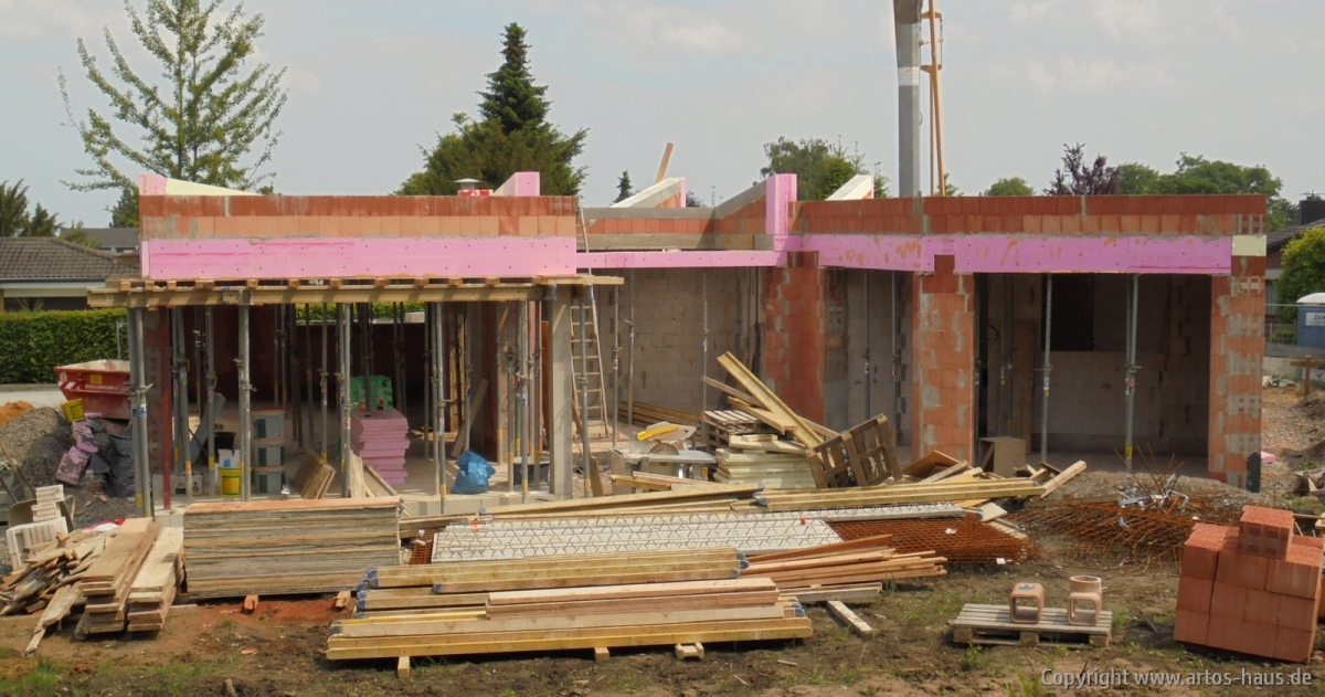 Bauvorhaben Bungalow Frechen - Artos Haus - Bild 5