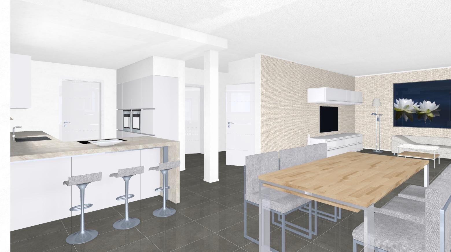 Bauvorhaben ARTOS HAUS in Korschenbroich - Visualisierung 4