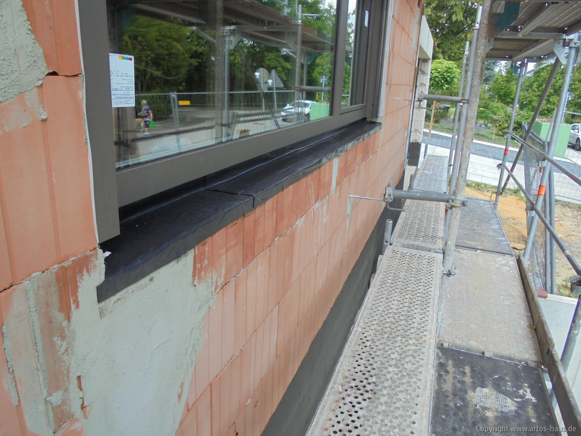 Einbau Fensterbänke Bild 2