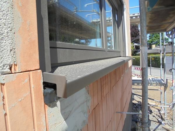 Einbau Fensterbänke Bild 3