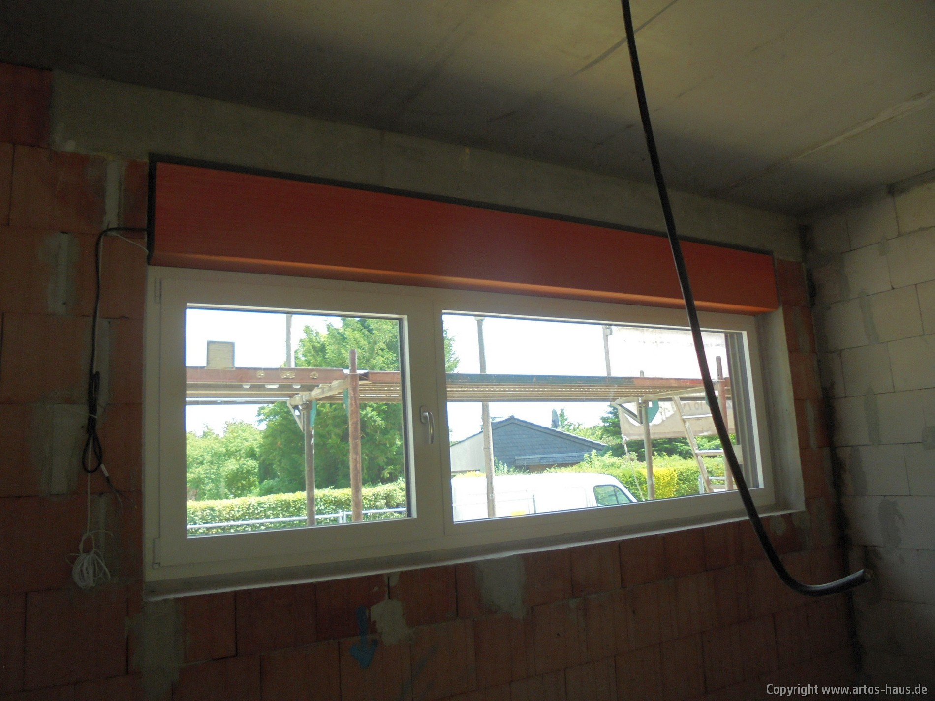 Einbau Fenster Bild 3 | ARTOS HAUS