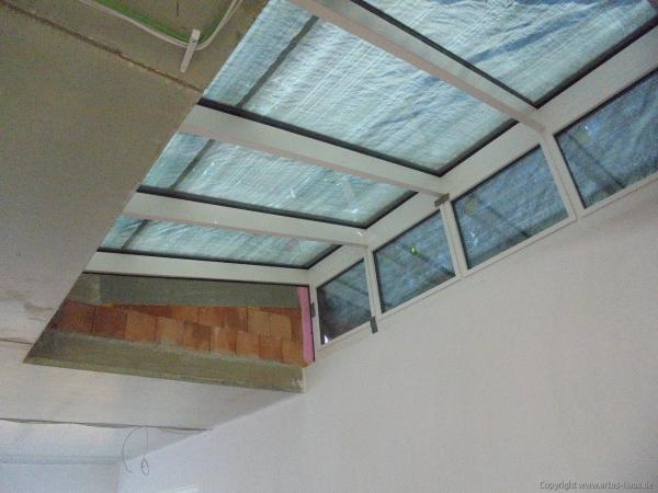 Artos-Haus | Flachdac h Fenstereinbau Bild 8