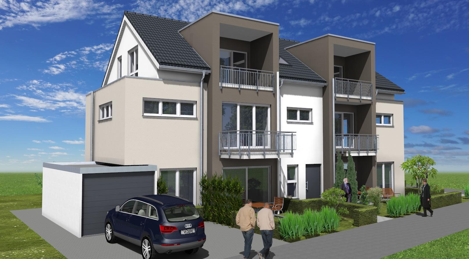 ARTOS HAUS BV Mehrfamilienhaus Pulheim Bild 4