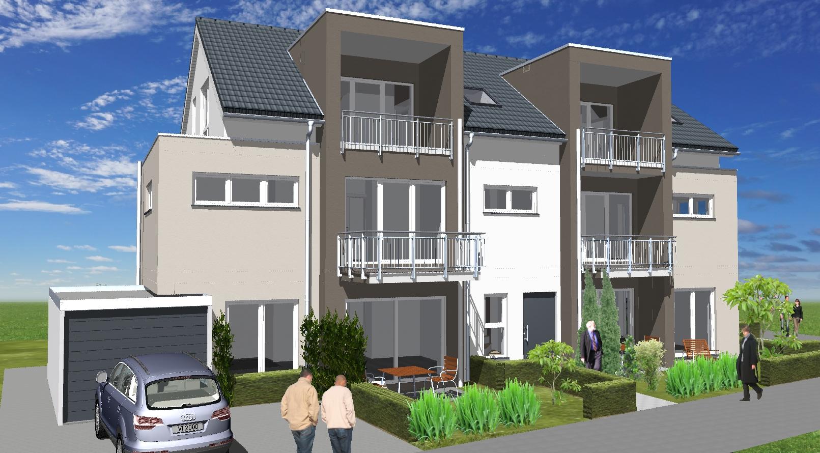 ARTOS HAUS BV Mehrfamilienhaus Pulheim Bild 10