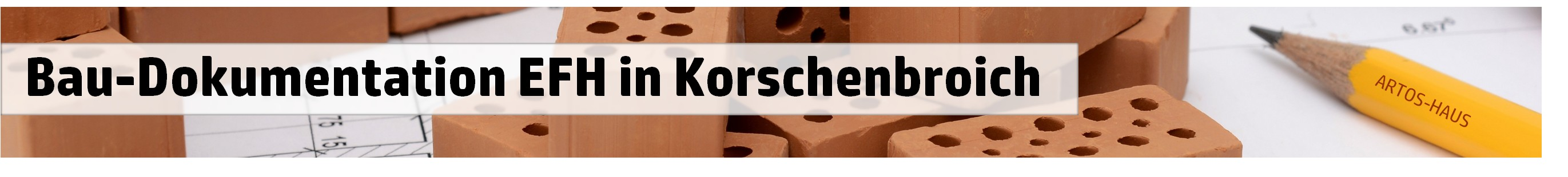 ARTOS HAUS Bau-Doku Korschenbroich