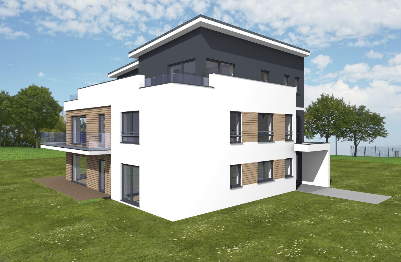 ARTOS HAUS - Mehrfamilienhaus Bild 2