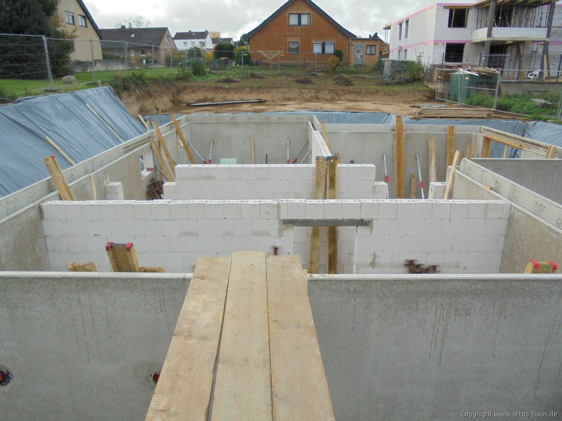Keller / Bauvorhaben in Euskirchen | ARTOS-HAUS Bild 1