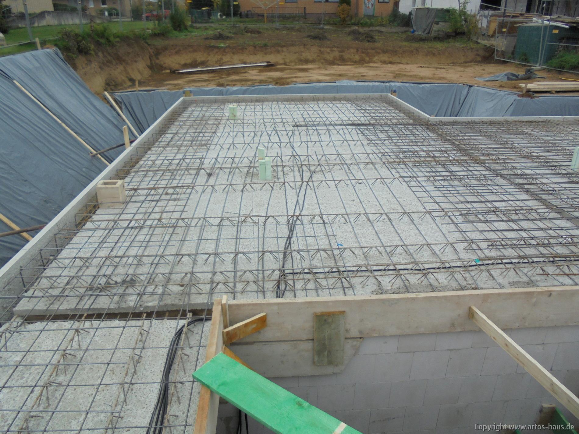 Keller / Bauvorhaben in Euskirchen | ARTOS-HAUS Bild 4