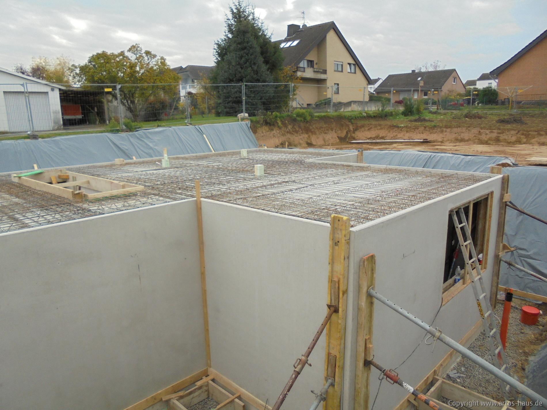 Keller / Bauvorhaben in Euskirchen | ARTOS-HAUS Bild 3