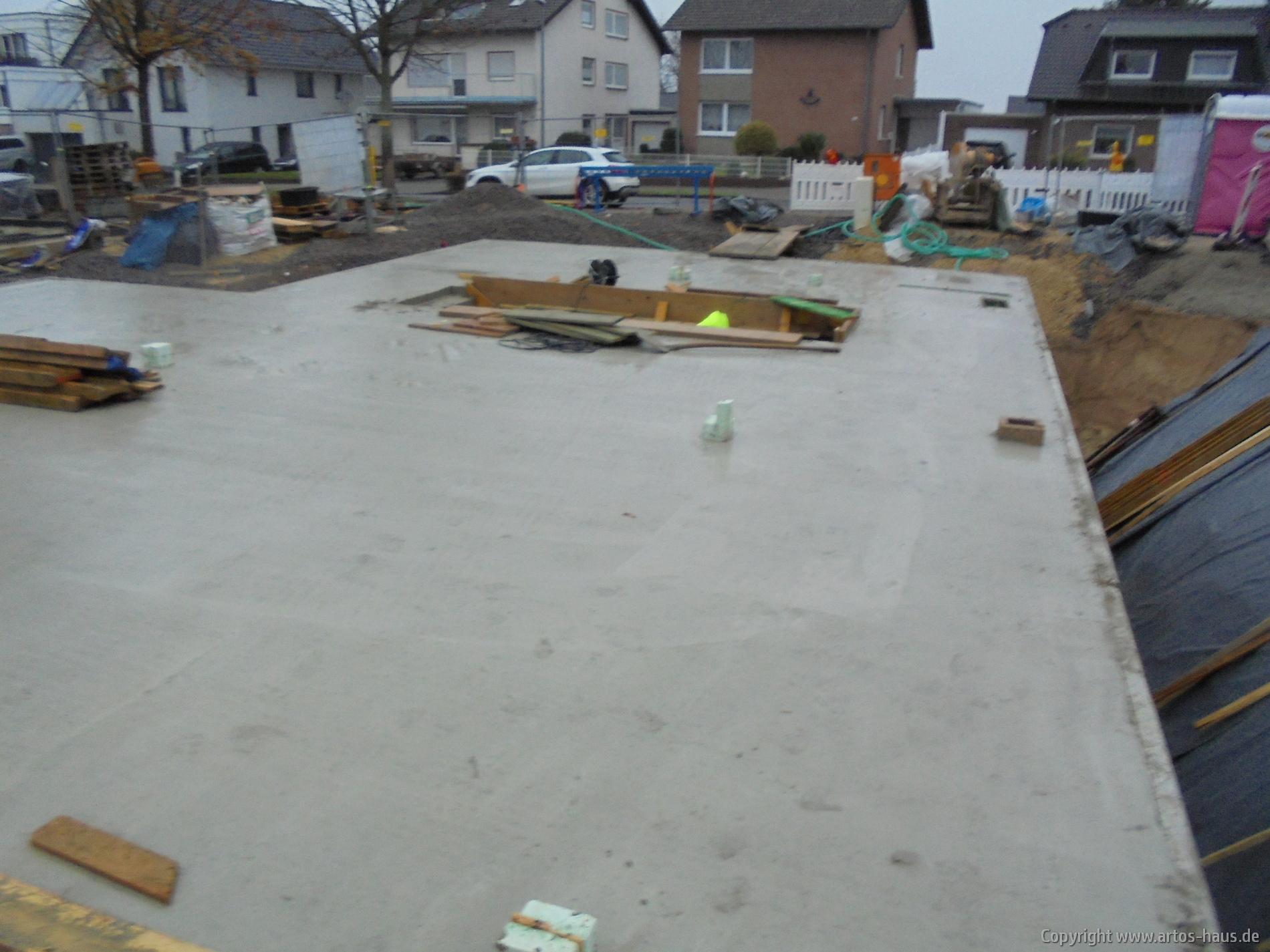 Keller / Bauvorhaben in Euskirchen | ARTOS-HAUS Bild 6
