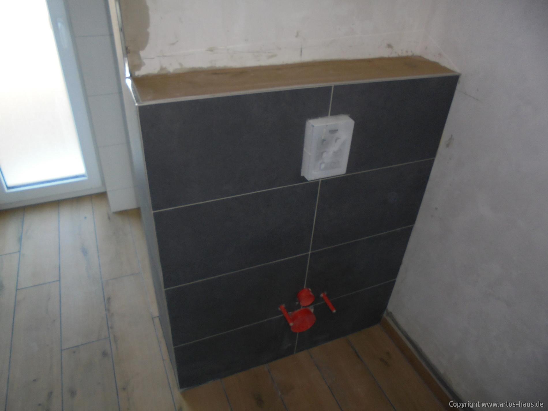 Fliesenarbeiten | Bauvorhaben www.artos-haus.de | Bild 7