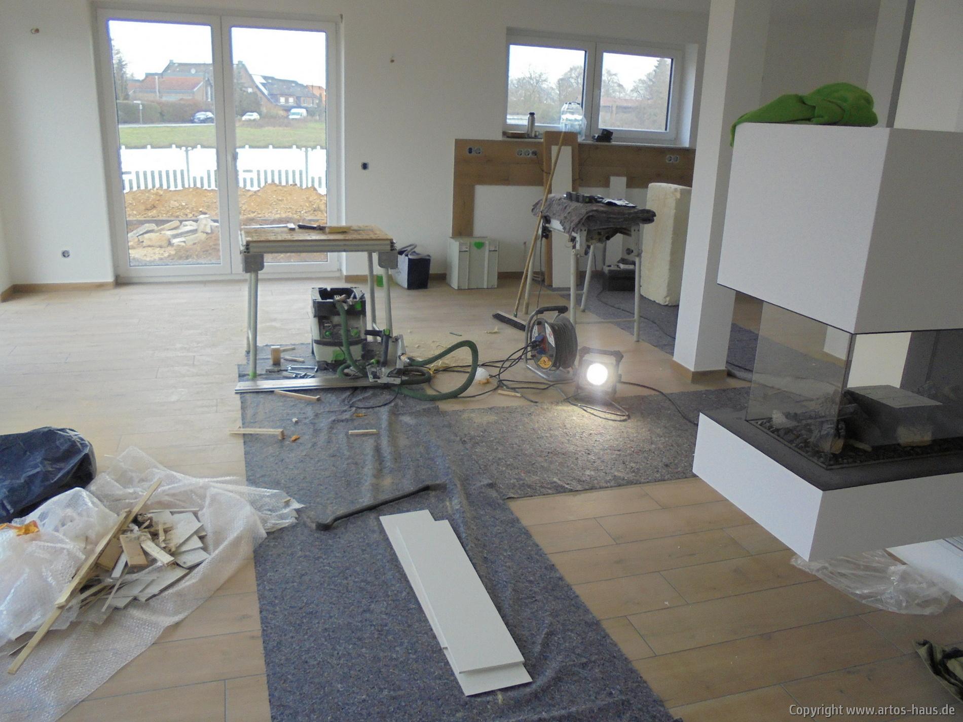 Malerarbeiten und Bodenbeläge Bild 4