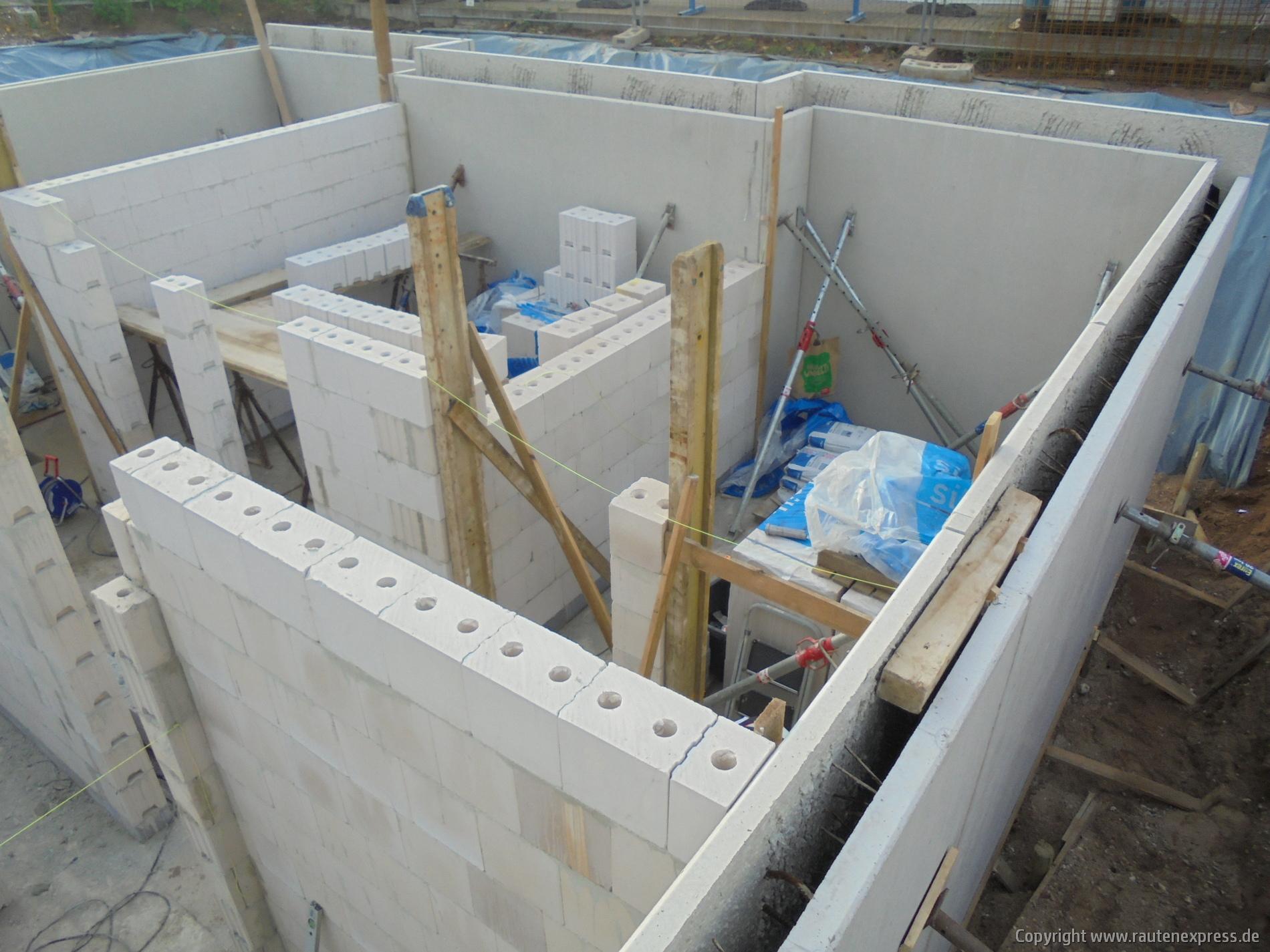 Kellerinnwände ARTOS Bauvorhaben in Pulheim | Bild 3