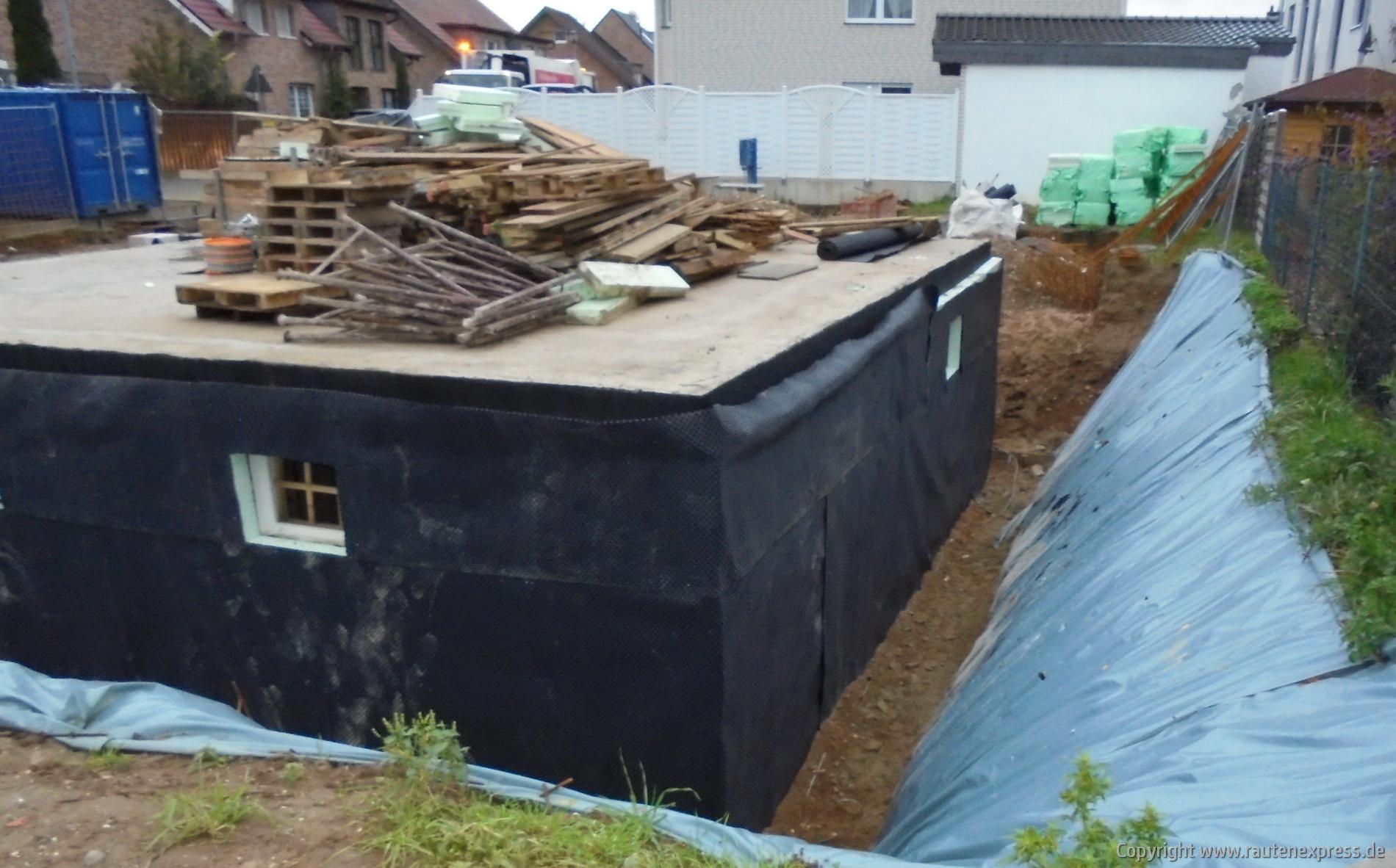 Kellerdecke ARTOS Bauvorhaben in Pulheim | Bild 3