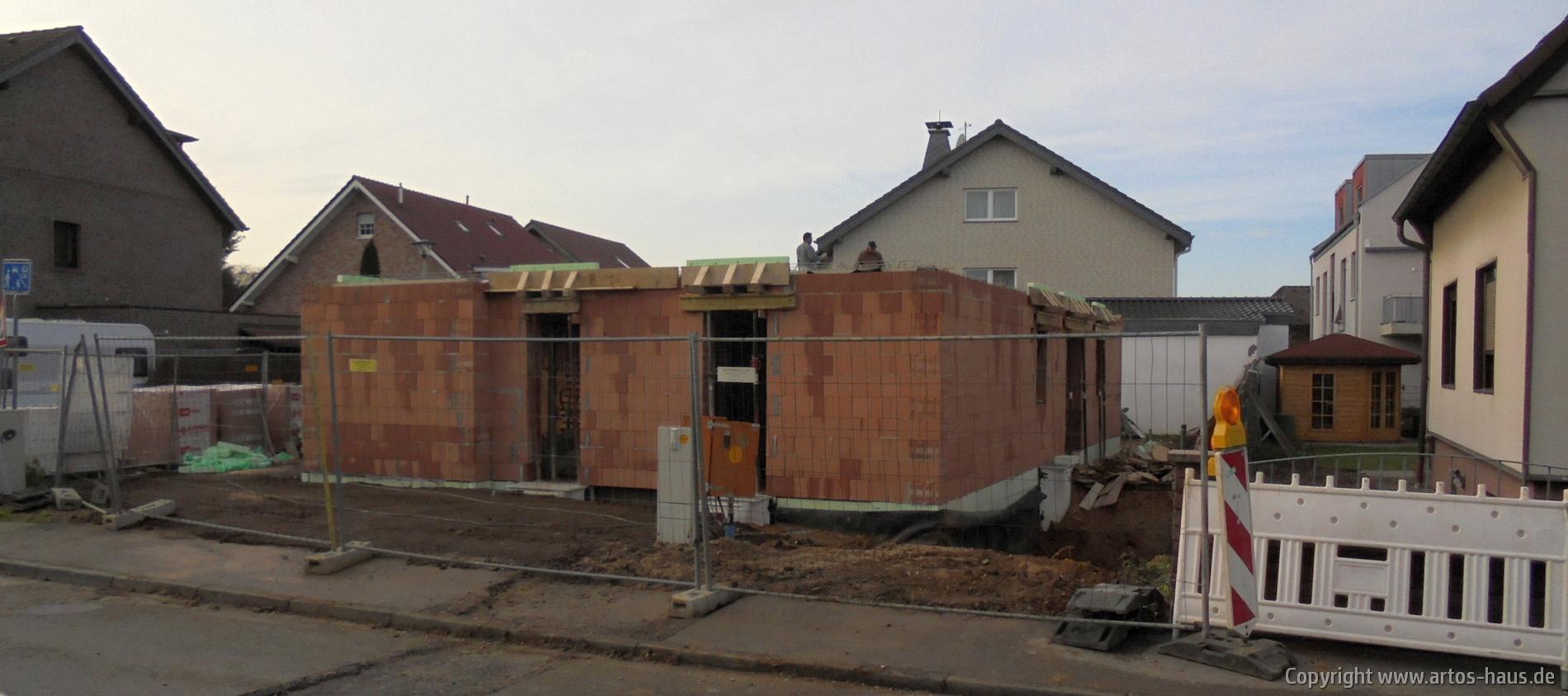 Rohbau BV ARTOS HAUS | Bild 1