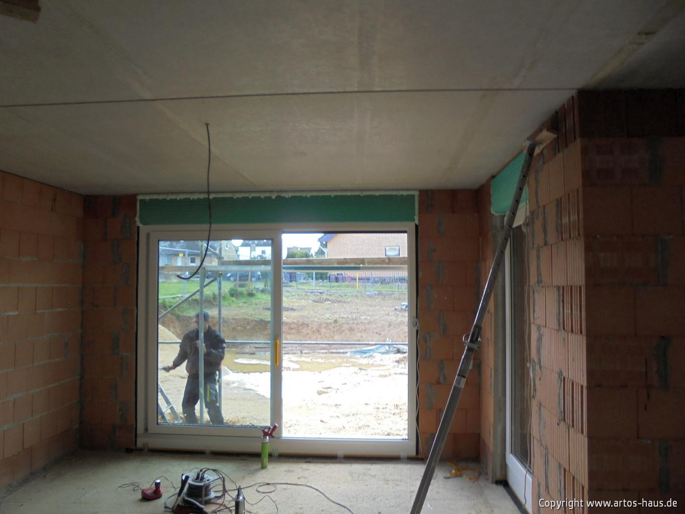 Fenstereinbau | ARTOS-HAUS Bild 3