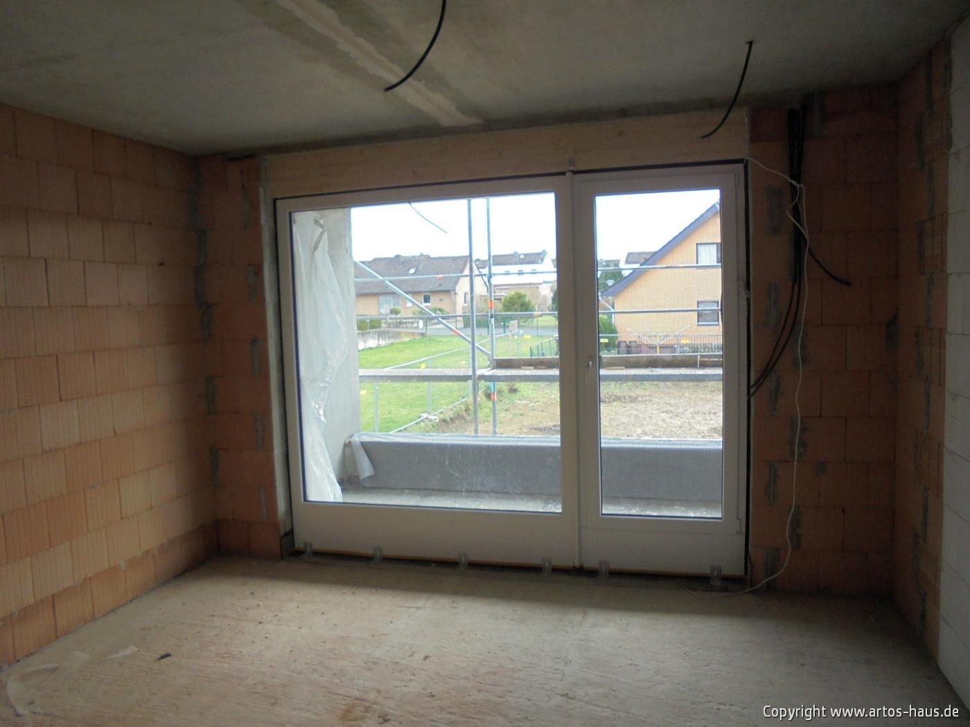 Fenstereinbau | ARTOS-HAUS Bild 5