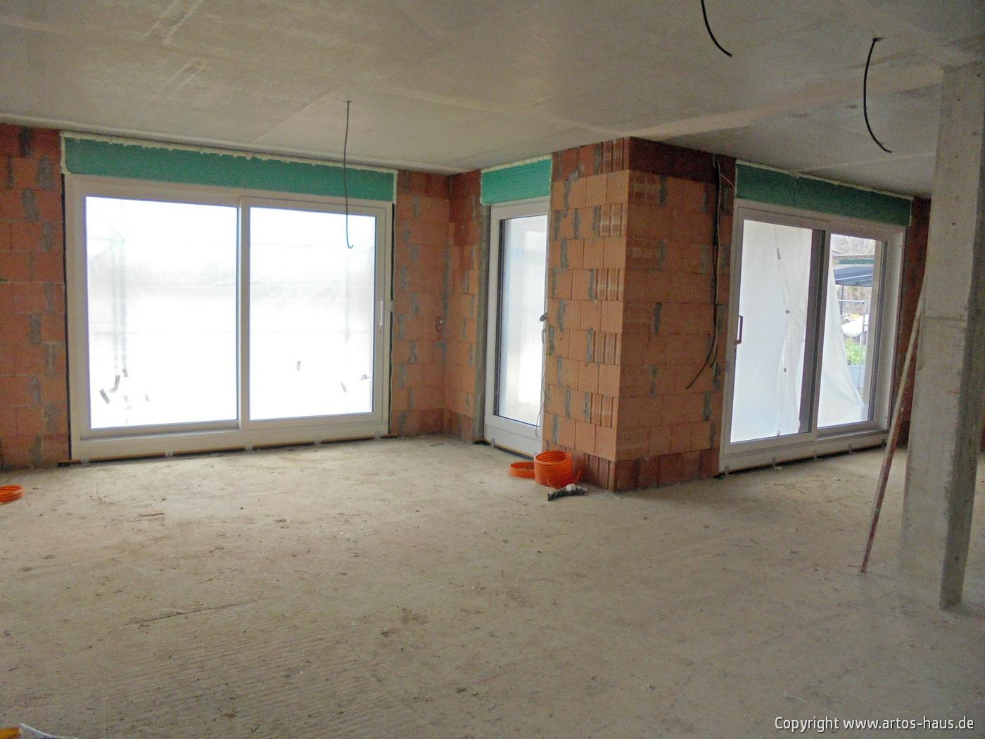 Fenstereinbau | ARTOS-HAUS Bild 6