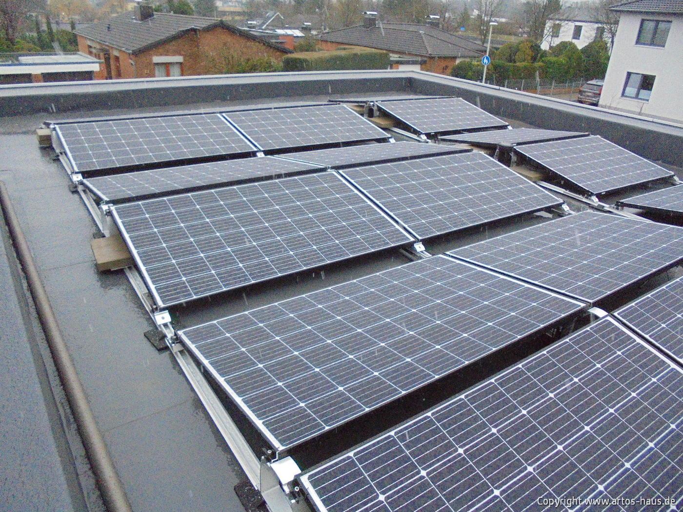 Photovoltaik ARTOS-HAUS Bild 2