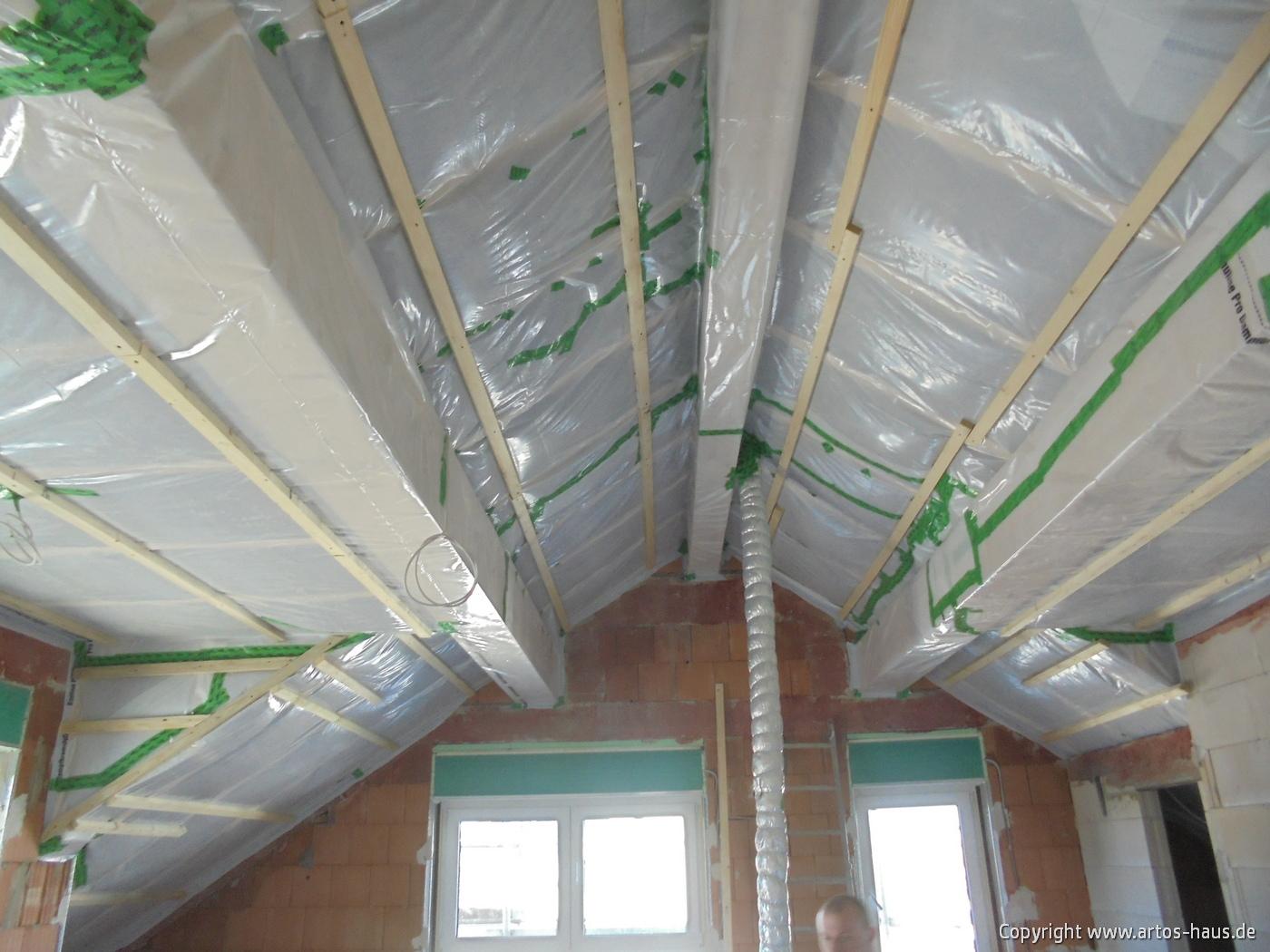 Trockenbau ARTOS Haus Bild 1