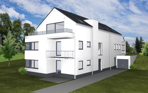Mehrfamilienhaus | www.artos-haus.de Bild 1