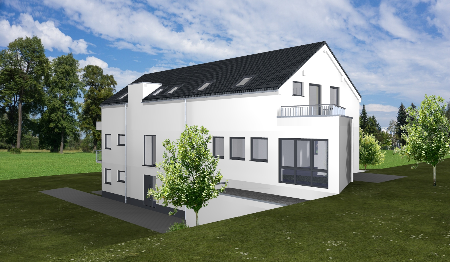 Mehrfamilienhaus | www.artos-haus.de Bild 2