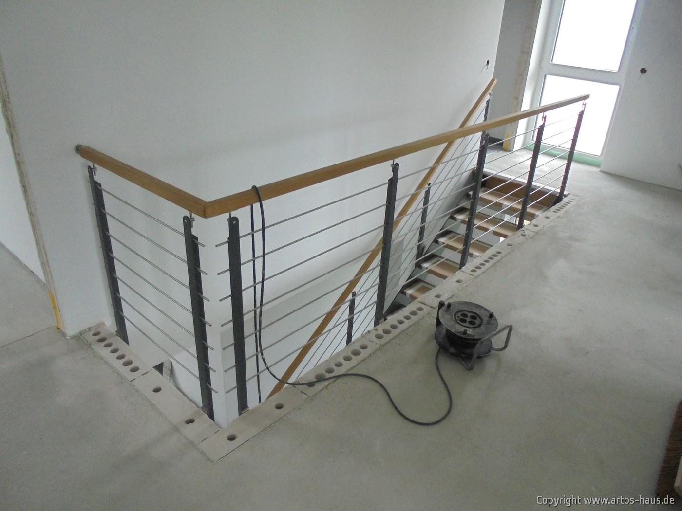 Treppe und Treppengeländer Bild 2