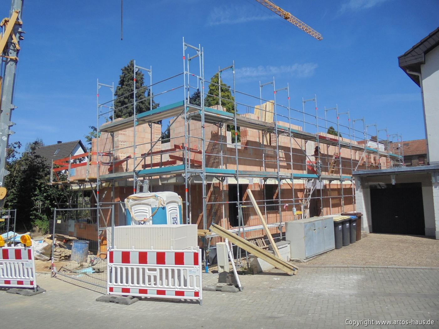 Bauvorhaben Mehrfamilienhaus Pulheim / ARTOS-HAUS Bild 1