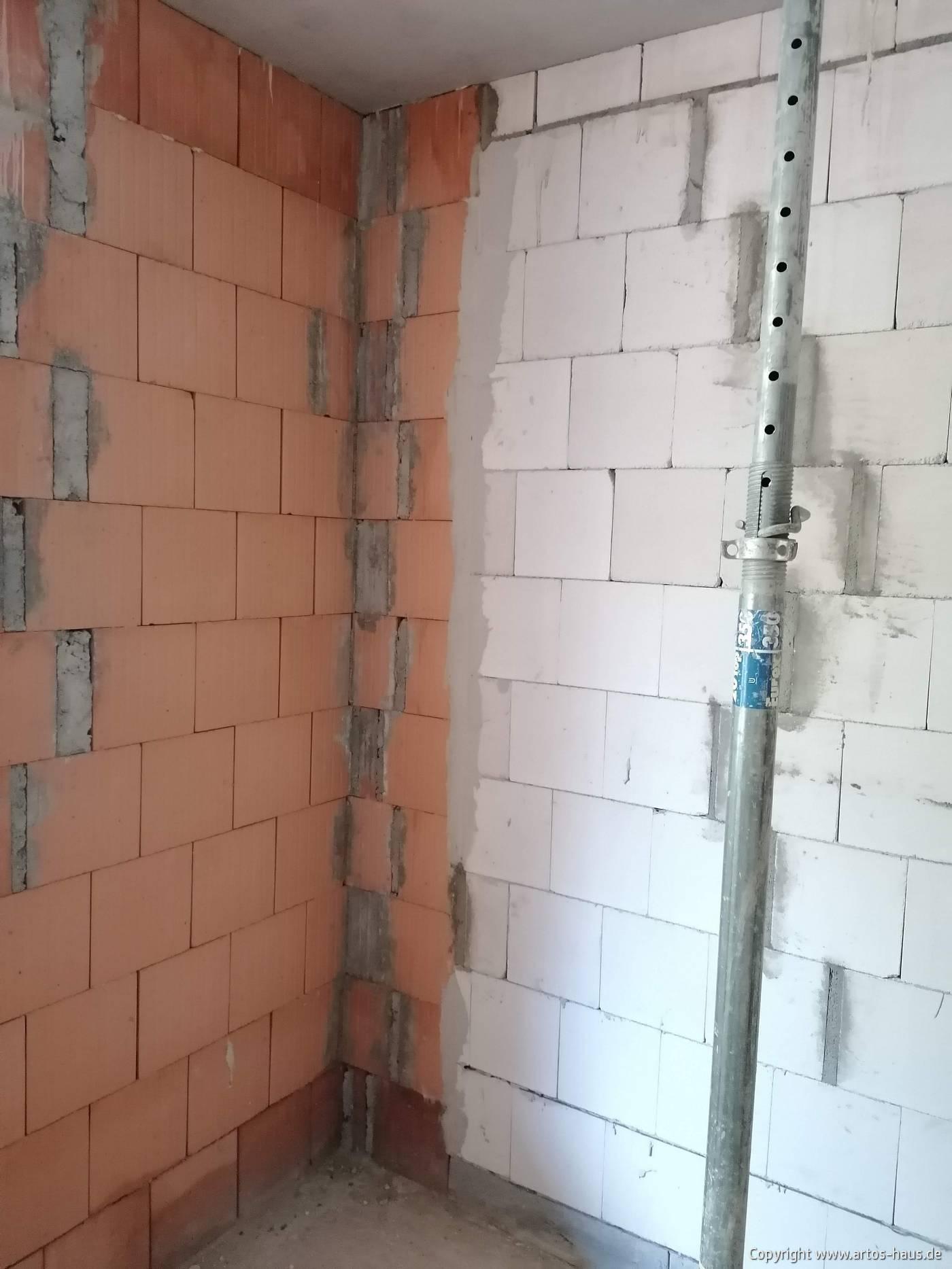 Mauerarbeiten OG