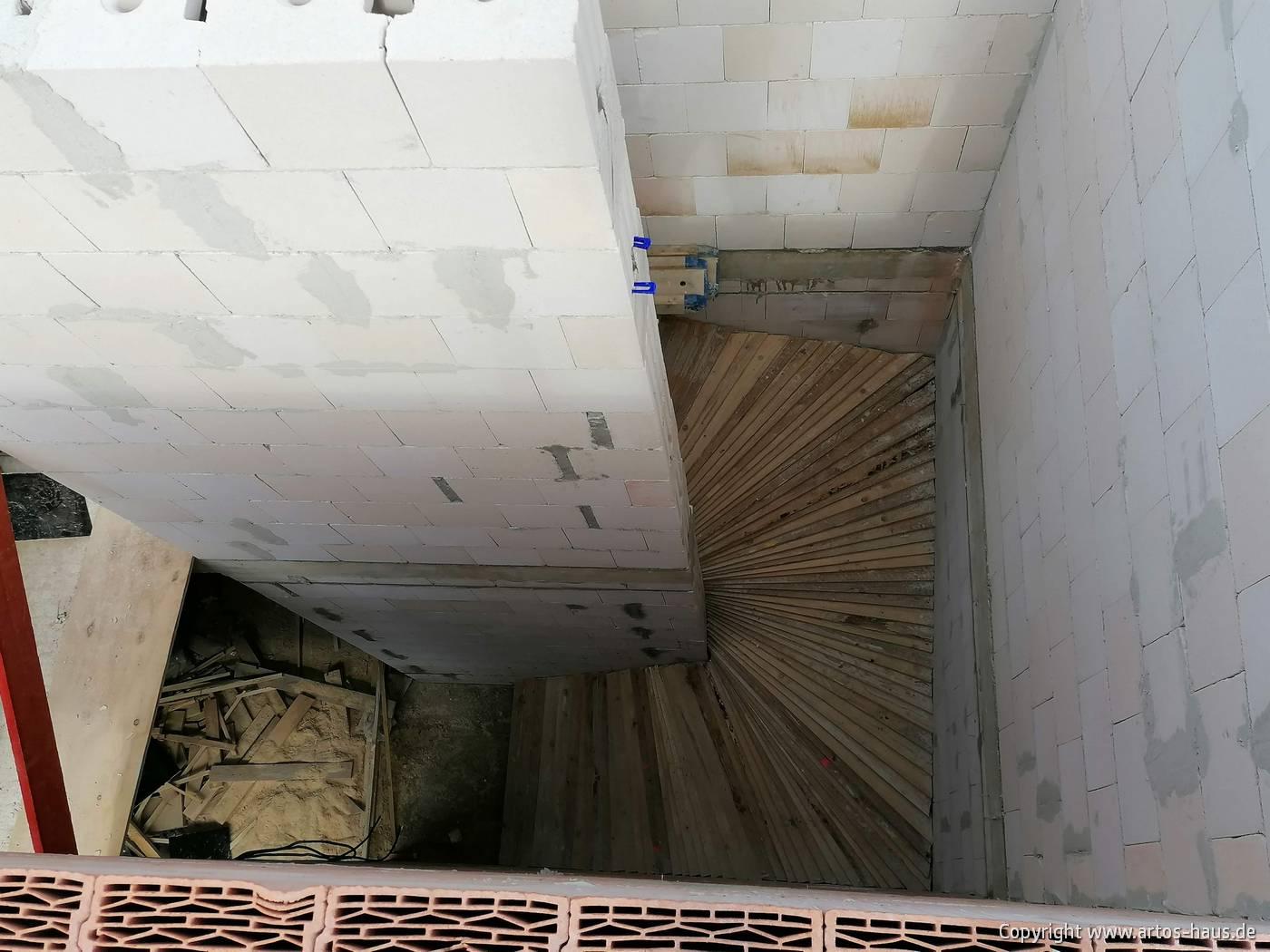 Treppenschalung Bild 2