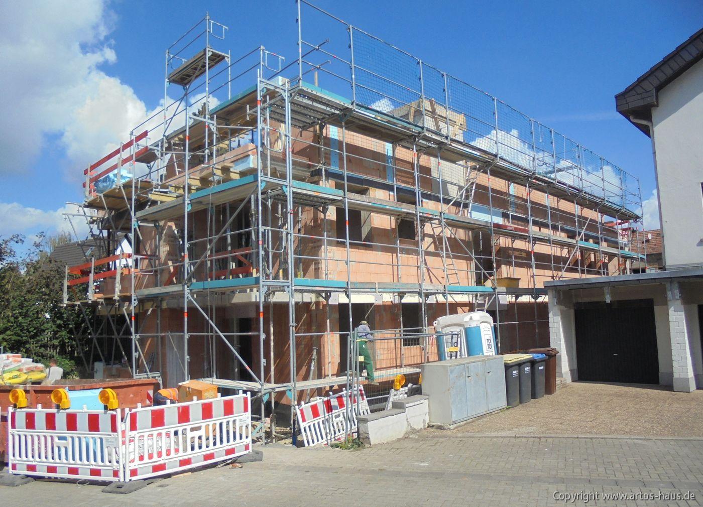Bauvorhaben ARTOS HAUS in Pulheim, Mehrfamilienhaus
