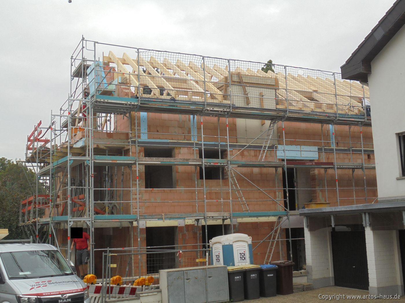 Dachgeschoss Artos Haus Pulheim, Mehrfamilienhaus Bild 6