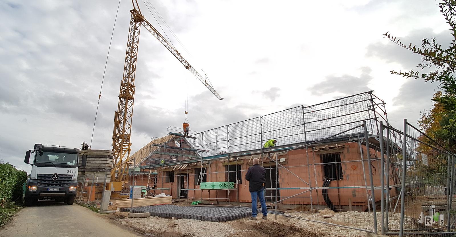 Übersicht Bauvorhaben Hürth im Oktober 2020 - www.artos-haus.de