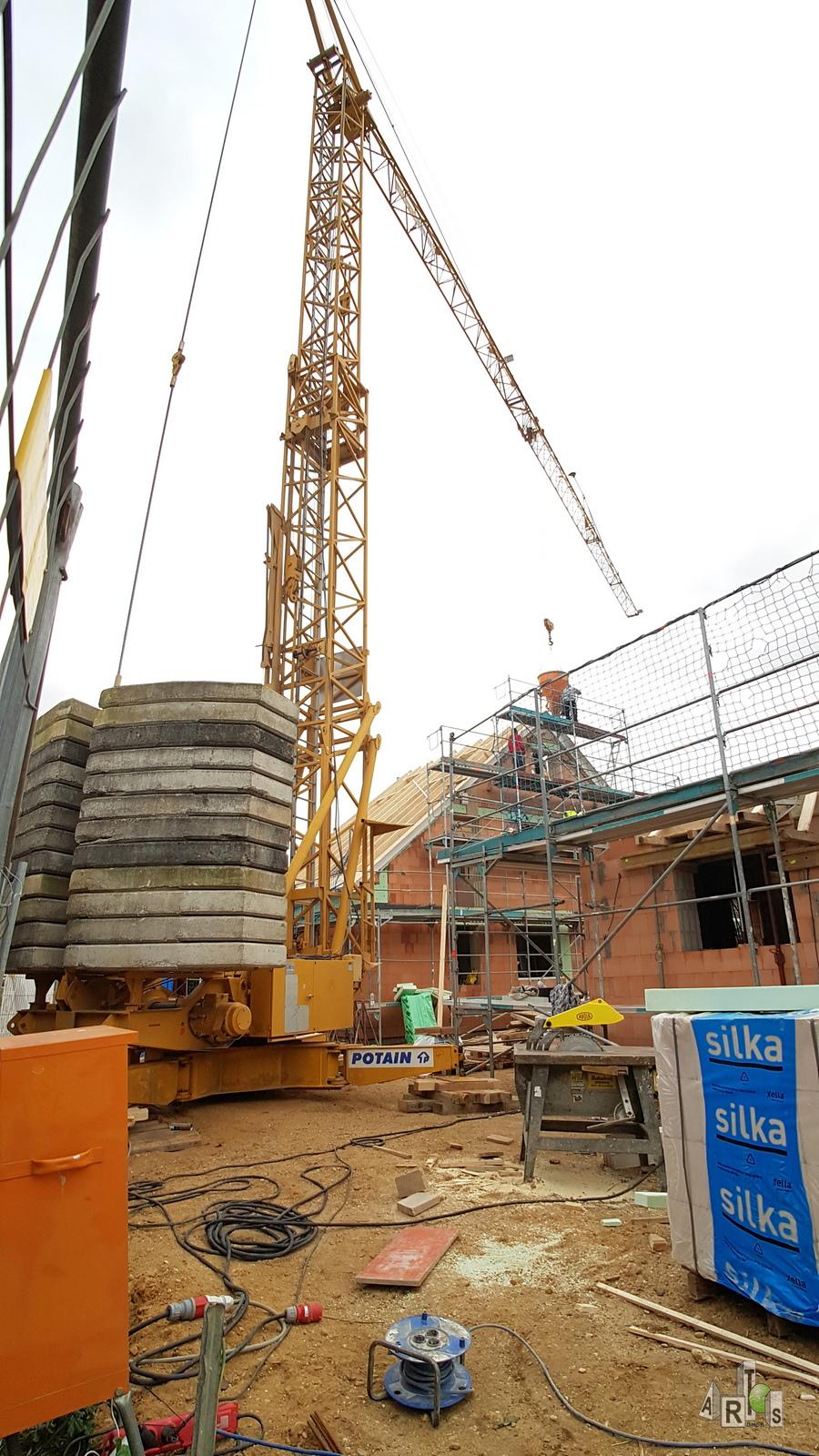 Bauvorhaben Hürth, 3 DHH. Stand Oktober 2020. ARTOS-HAUS www.artos-haus.de Bild 5