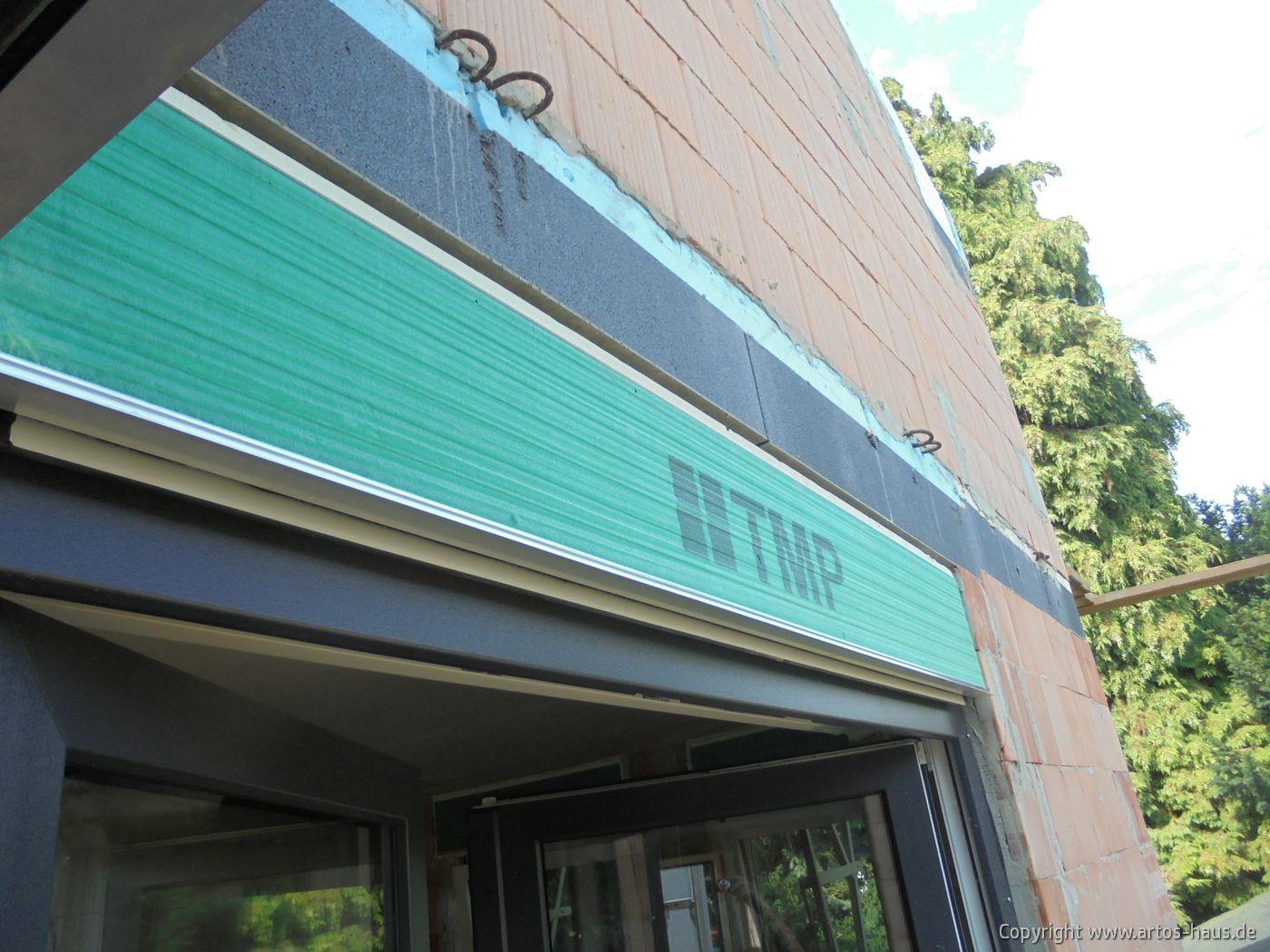 Fenstereinbau MFH Pulheim / ARTOS-HAUS Bild 4