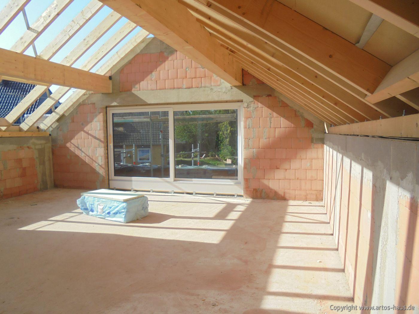 Fenstereinbau MFH Pulheim / ARTOS-HAUS Bild 6
